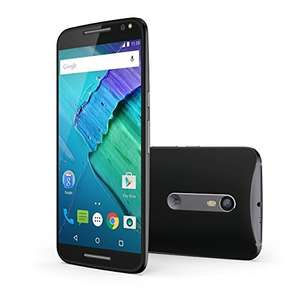 [Amazon.fr] Motorola Moto X Style LTE (5,7'' QHD IPS, Snapdragon 808 Hexacore, 3GB RAM, 32GB intern, 5MP + 21MP, 3000 mAh mit TurboPower, Android 6) für 353,14€