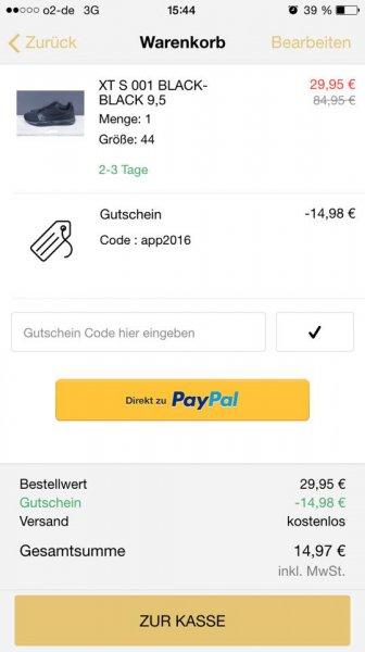 [sneaxs.de] Puma Schuhe ab 14,98 € mit der APP