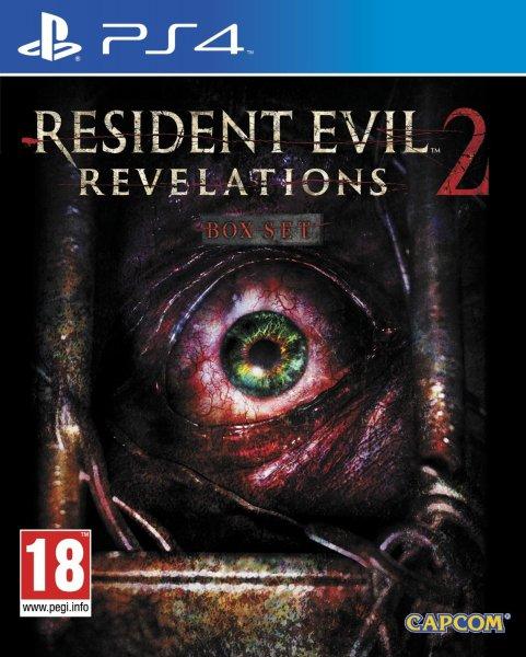 [amazon.co.uk] Resident Evil: Revelations 2 PS4 und Xbox One für 14,66€ inkl. Versand