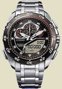 "Citizen, Promaster Land ""JW0124-53E"" Chronograph"