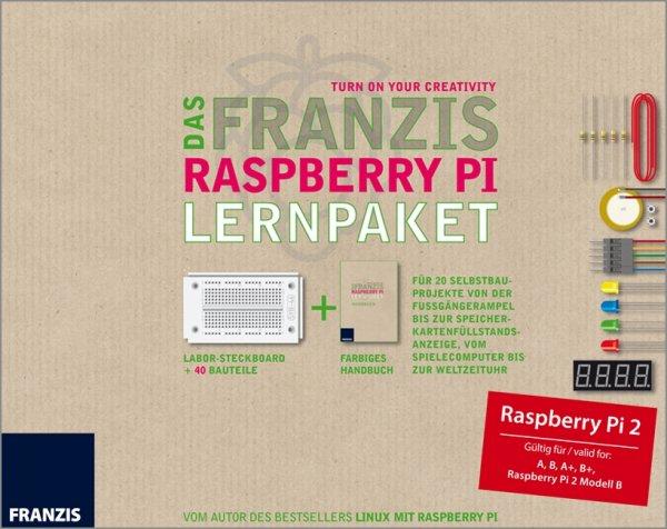 Franzis Raspberry Pi Lernpaket