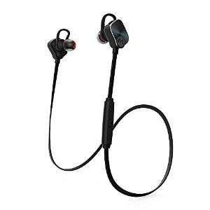 Magneto Bluetooth v4.1 Stereo In Ear-Kopfhörer und Freisprech-Headset für Sport & Freizeit mit apt-X, CVC 6.0 für iPhone 6s 6 plus 5s, Samsung Galaxy S6 S5 S4, IOS & Android Smartphones bei Amazon