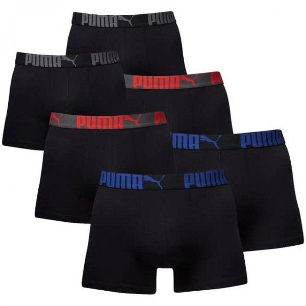 6x PUMA Cat Boxershorts für 26,95€ + 8% Qipu @ mybodywear. de