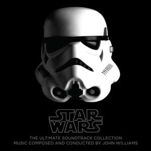 [Amazon.de] Star Wars - The Ultimate Soundtrack Collection (11 Discs, CD+DVD)