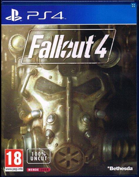 Fallout 4 für PS4 & XBox One für 47,90 € inkl. Versand!