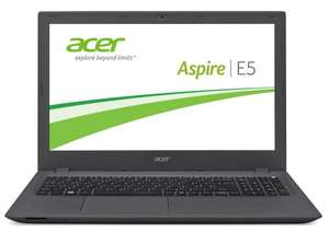 [Amazon] Acer Aspire E17 (E5-772-P3D4) 43,94 cm (17,3 Zoll HD+) Notebook (Intel Pentium 3556U, 4GB RAM, 1TB HDD, Intel HD Graphics, DVD, kein Betriebssystem) schwarz