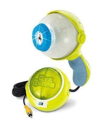 EyeClops: Kindermikroskop für TV-Anschluss