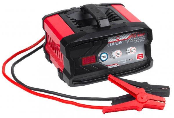 Auto-Batterieladegerät mit Starthilfefunktion MEDION® (MD 16371) 2/12 Amp.