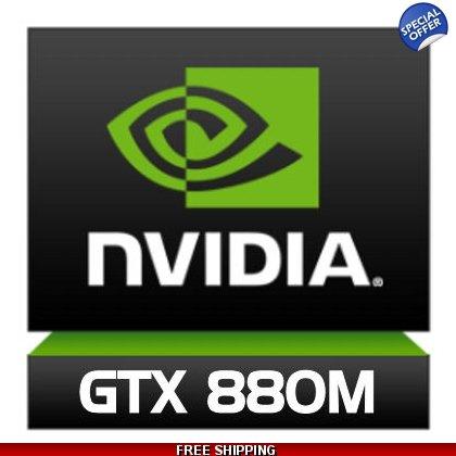 NVIDIA GEFORCE GTX 880M 8GB GDDR5 MXM 3.0B ALIENWARE CLEVO @417,50€