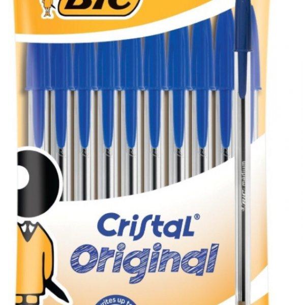 [LIDL / OFFLINE] 10x BIC Kugelschreiber Crystal [50% Ersparnis] und diverse andere