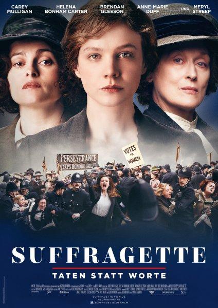 """[KINO PREVIEW] Günstig zu zweit zu """"Suffragette - Taten statt Worte"""" am 01.02.2016 20:00 Uhr -  Leitungen frei ab Samstag, 23.01.2016 um 12 Uhr"""