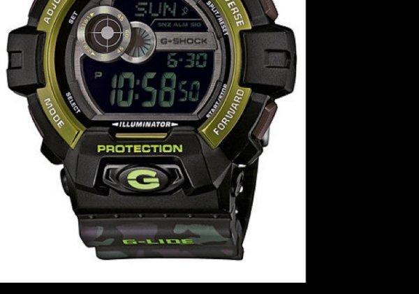 Casio G-Shock GLS-8900CM-1ER - Otto.de - AUSVERKAUFT!