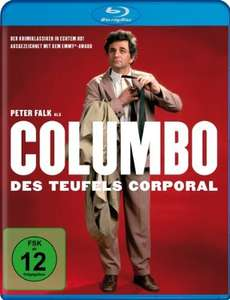 [Amazon Prime / Saturn] Columbo - Des Teufels Corporal [Blu-ray] für 3,99 €