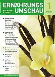 Magazin Ernährungsumschau - gratis Probeheft - unverbindlich