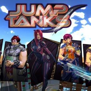 (Steam) Key für Jump Tanks (Beta-Version) kostenlos @playjumptanks.com (Collectible multiplayer RPG game)