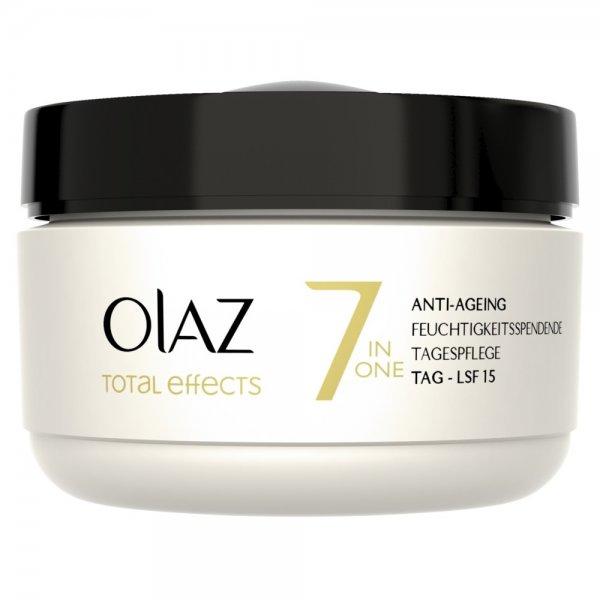 OLAZ Total Effects 7 Tages- oder Nachtpflege gratis testen - GZG
