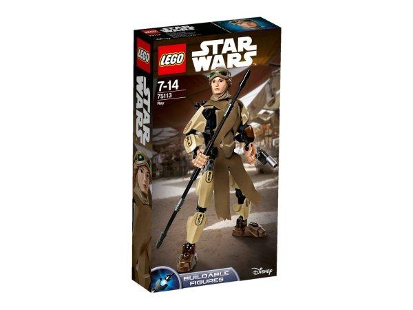 """Lego Star Wars Rey """"Actionfigur"""" für 15.29€  [Beendet]"""