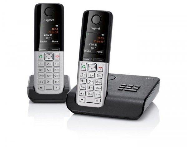 Gigaset C300A Duo Schnurlos Festnetz Telefon mit Anrufbeantworter @ebay 59,99€
