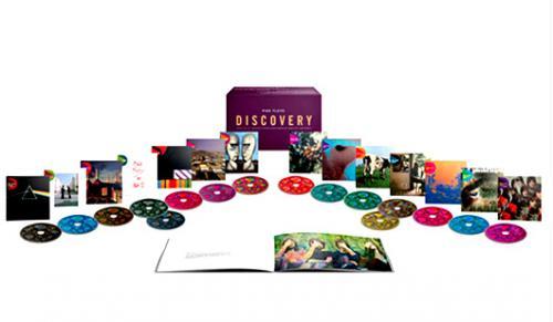 Pink Floyd - Discovery Box Set (16 CDs + 60-seitiges Artwork-Booklet) für ca. 66.50 Euro inkl.VSK @ Amazon.uk