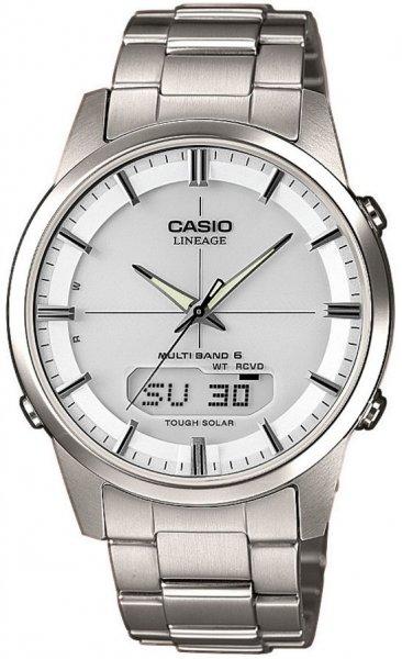 Casio Funk, Solar & Titan Uhr LCW-M170TD-7AER - aboutyou.de