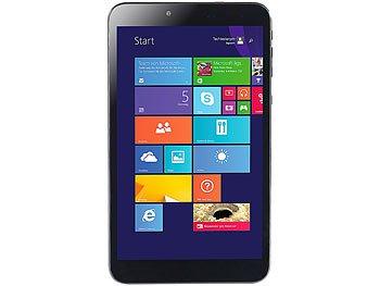 """109,90€ + Versandkosten TOUCHLET 8"""" Tablet-PC XWi.8 3G mit IPS Display, 3G und Windows 8.1"""