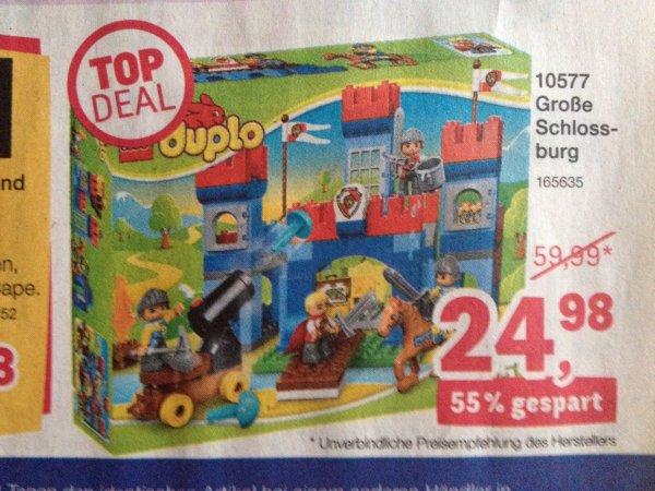 Lego 10577 Duplo Große Schlossburg, ToysRUs