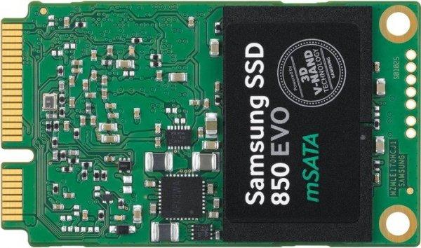 Samsung 850 Evo 1TB mSATA bei diversen Händlern -14,3%