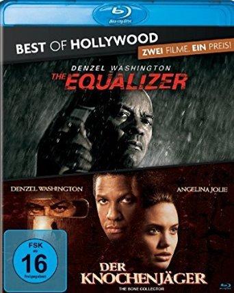 [Mediamarkt] Equalizer/Knochenjäger und andere Doppelboxen (DVD 7,99€)(Bluray 9,99€)