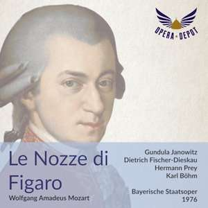 Mozart: Le Nozze Di Figaro mit Karl Böhm