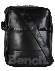 [Amazon.de] Bench Umhängetasche Daybag in Jet Black mit Prime