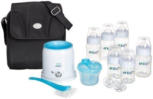 @Amazon.de: Philips Avent SCD278 Flaschen-Set inkl. Babykostwärmer