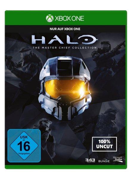 [Amazon.de] Halo - The Master Chief Collection Standard Edition - Xbox One für 29,99€