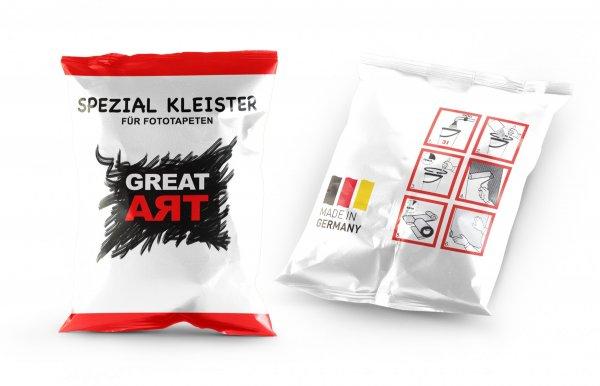 GREATART Tapetenkleister Spezial 200 G