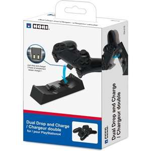 Horn Dual Drop & Charge Ladestation PS4
