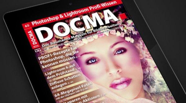 Gratis-Ausgabe von DOCMA ( ePaper - Heft 65 )