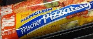 [Kaufland Bayern / SKY / REWE & Scondoo] Pizzateig XXL von Henglein 0,99-1,09€