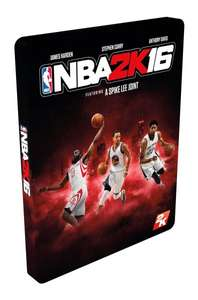 [Amazon] NBA 2k16 Metalcase Edition (PS4 + XBO) für 34,97€