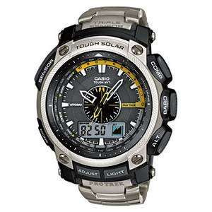 @Amazon.de: Casio Pro Trek PRW-5000T-7ER Outdoor-Uhr