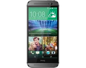 "[CarbonPhone Shop] HTC One Mini 2, Smartphone, 4G, 16 GB + microSDXC Steckplatz, 4,5"" Display, 13 Mpix, 1 GB RAM, Android, alle Farben, Neuware"