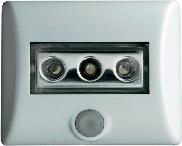 [Conrad] Osram LED Nightlux (LED-Nachtlicht mit Bewegungsmelder + Helligkeitssensor) für 5€ *** ab 5 Stück nur 3,89€ / Stück