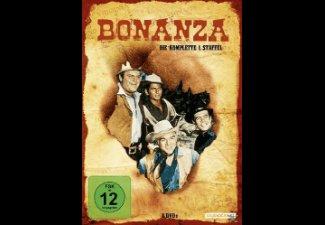 Bonanza - Staffel 1-14 für je 9,99 Euro bei Marktabholung (sonst +1,99 Euro) @Mediamarkt