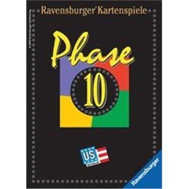 Ravensburger Phase 10 @ duo-shop.de