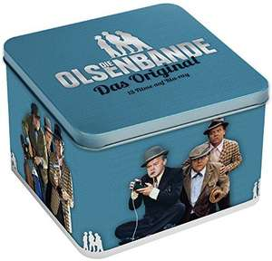 [Amazon] Die Olsenbande - Steel-Box (13 Blu-Rays + Bonus-DVD) - (exklusiv bei Amazon.de) [Limited Edition] für 89,97€