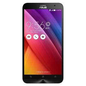 Asus Zenfone 2 ZE551ML LTE + Dual-SIM (5,5'' FHD IPS, 4x 2,3 GHz Intel Atom Z3580, 4 GB RAM, 64 GB Speicher, Android 6) für 298,31€ bei Amazon.it