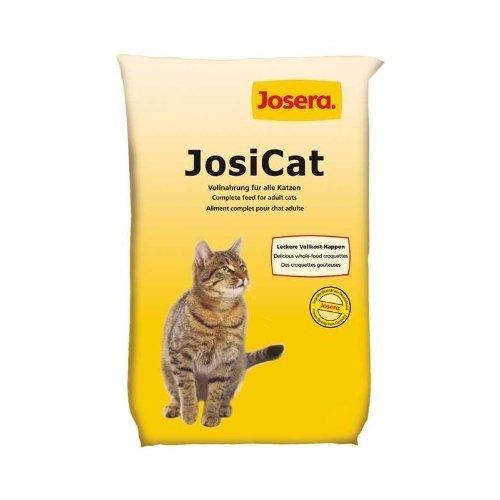 [Amazon Blitzangebot] Josera JosiCat Katzentrockenfutter 10Kg (Geschmack: Fisch)