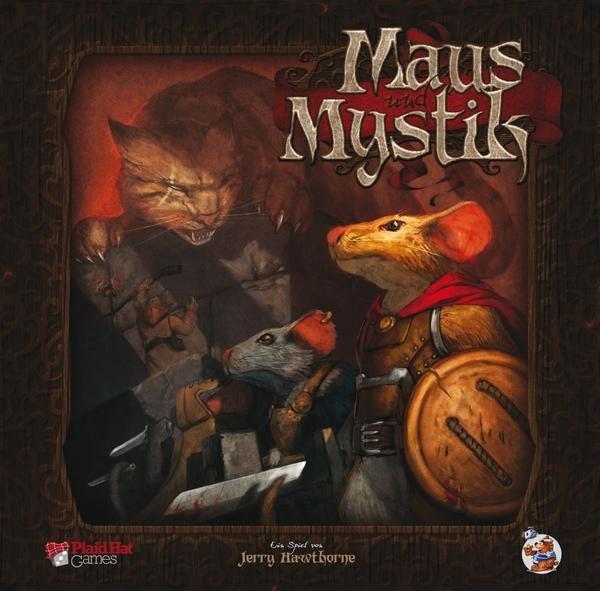 (Brettspiel/Thalia) Maus und Mystik, Brettspiel für 30,70€ (Gutschein)