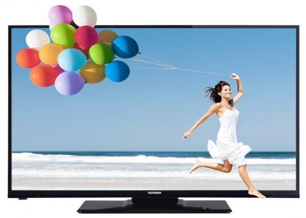 Amazon Blitzangebot: Telefunken L40F278X3CW-3D 102 cm (40 Zoll) Fernseher @329,99 Euro