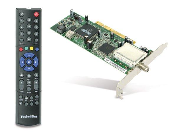 TechniSat SkyStar S2 TV Karte PCI für nur 13,59€ im Amazon Blitzangebot incl. Versand für Primekunden