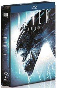 Alien Anthologie Steelbook