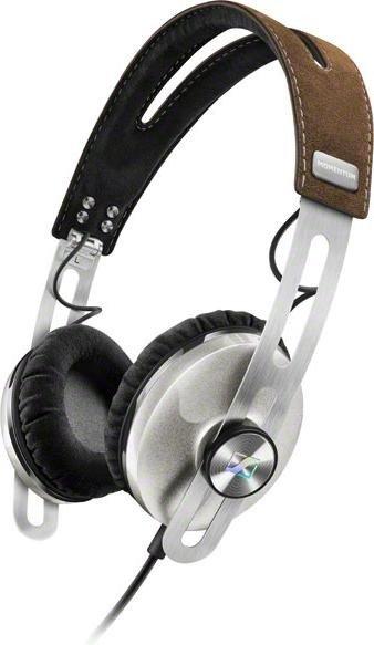 Kopfhörer/Headset Sennheiser Momentum On-Ear G silber (M2) [Amazon Blitzangebot]